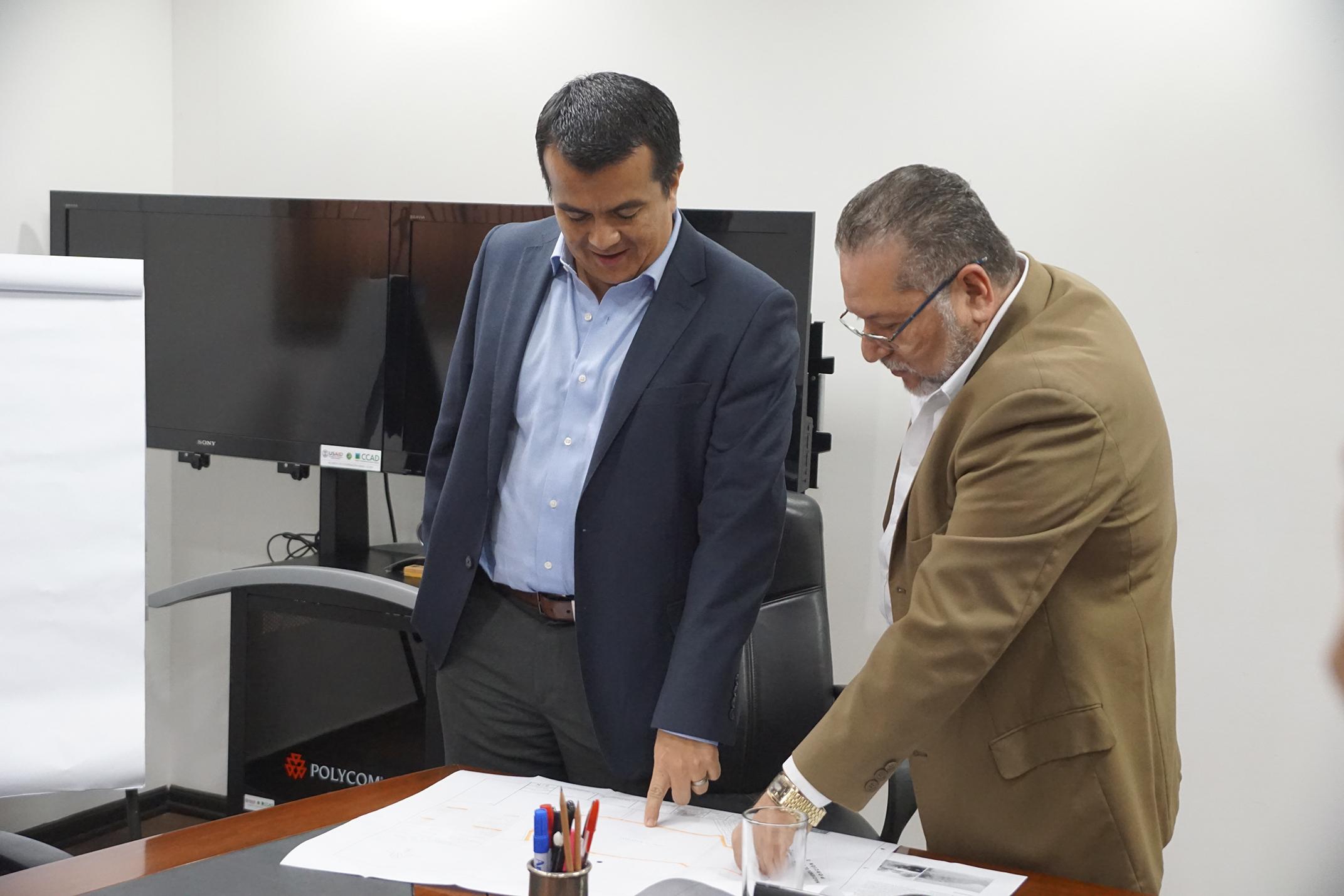 Acuerdo entre MARN e ISTA para el rescate de áreas protegidas
