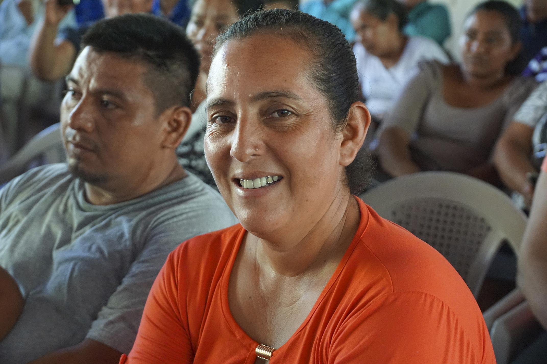 Visita a Región San Miguel para escuchar y solventar problemas de escrituración