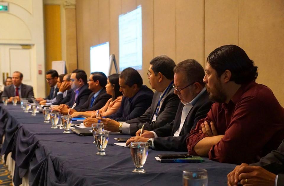 El presidente de la institución, Óscar Enrique Guardado participó en el Diálogo Nacional Abierto para el Fortalecimiento de Estrategias Integrales para la Seguridad Alimentaria, Pobreza Rural y Agricultura Sostenible 2030