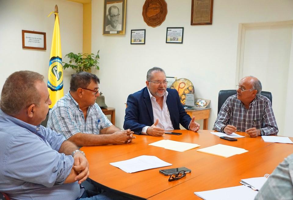El presidente Óscar Enrique Guardado, está liderando una iniciativa que busca transformar el agro nacional a través de la creación de escuelas agrarias