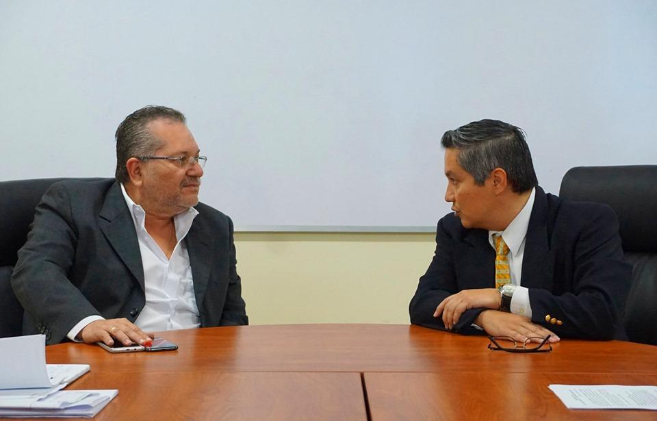 ISTA y LaGeo trabajarán en conjunto para impulsar proyectos en beneficio del país