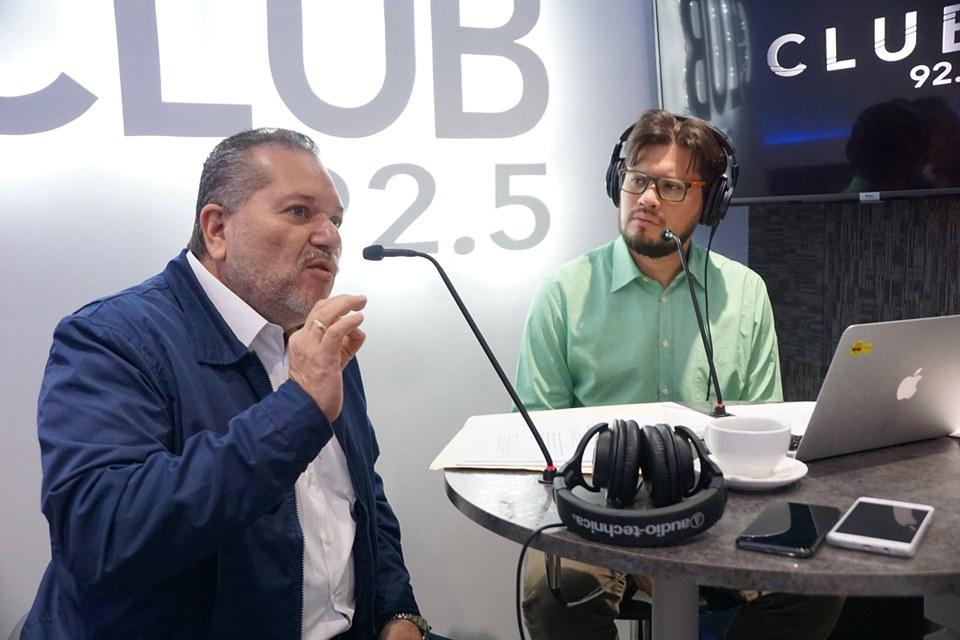 El presidente Guardado, menciono proyectos a implementar del ISTA en entrevista radial