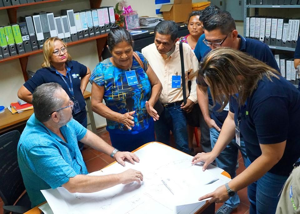 Los asociados Cooperativa San Simón podrán tener los respectivos documentos que les darán la seguridad jurídica de sus tierras.