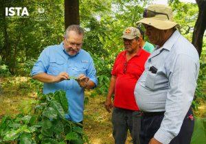 El personal de la Gerencia de Escuelas Agrarias, les brindará un acompañamiento técnico a la Cooperativa Santa Clara