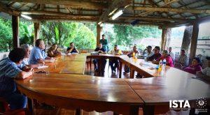 Visitamos la Cooperativa Las Lajas