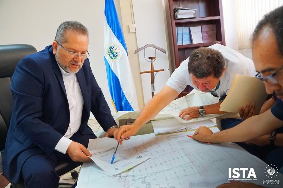 16 años esperaron los asociados de la Cooperativa La Esperanza en San Miguel para que su procedimiento de dación en pago pudiera continuar