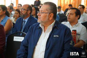 El Presidente Óscar Guardado participó en el primer congreso de Big Data en la Innovación Agrícola