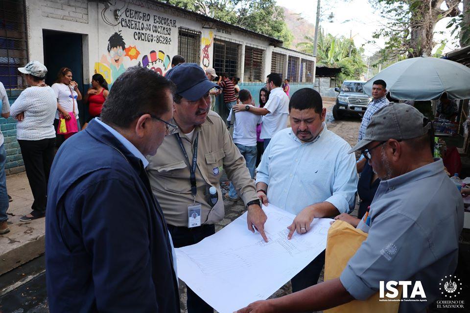 Trabajaremos para que los niños de Cutumay Camones puedan ser beneficiados con el proyecto «Mi Nueva Escuela»