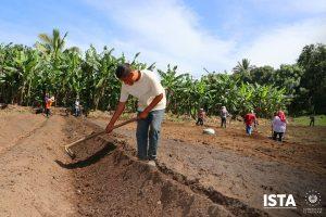 Potencializamos los huertos comunitarios diversificados